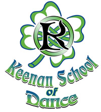 Keenan School of Irish Dance Logo
